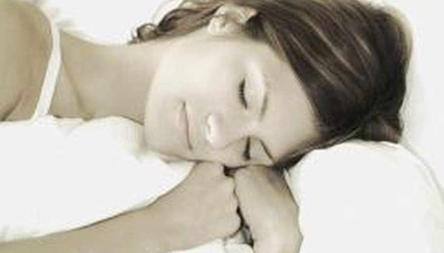 Memory foam mattresses help you sleep comfortably.