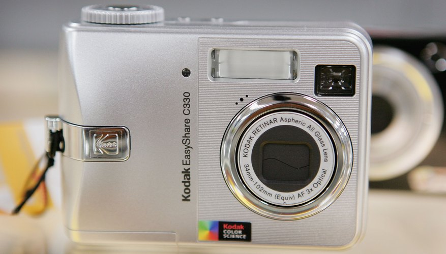Kodak EasyShare cameras can benefit from a firmware update.