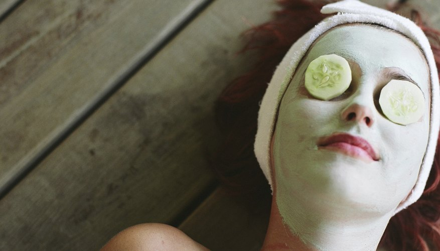 In a facial mask, witch hazel helps balance and purify the skin --  without over-drying.