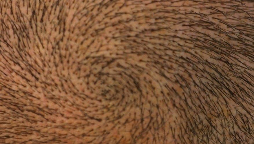 Vitamins that help maintain skin and hair follicles keep your scalp healthy.