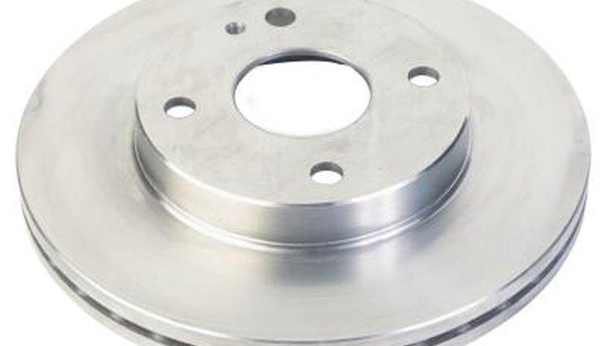 Disc brakes provide more stopping power than drum brakes.