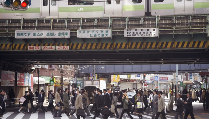 Japan's depopulation is largely due to modern lifestyle choices and an aging population.