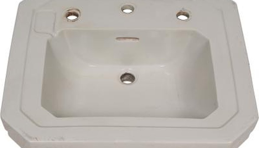 Springtails are often found in moist areas such as bathroom sinks.