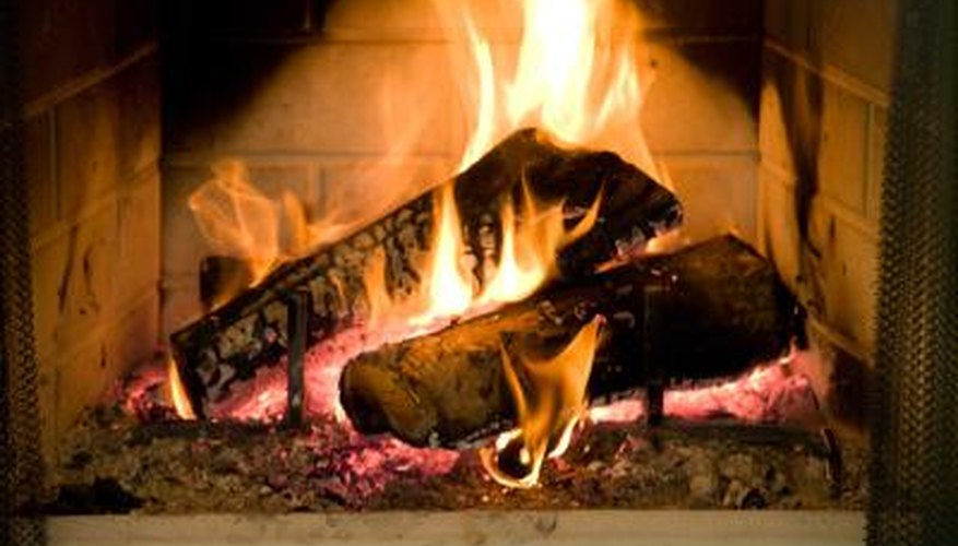 Regular chimney cleanings can help prevent chimney fires.