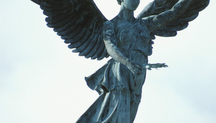 Gnostic aeons are sometimes mistaken for angels.