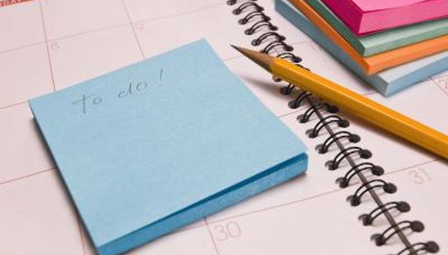 Write a personal inscription inside a gift journal.