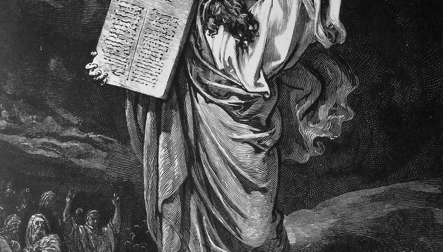 Moses is said to have married a Cushite woman.