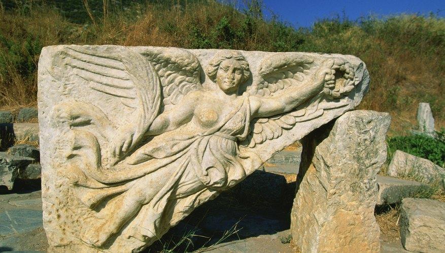 Many gods were worshipped in Ephesus.