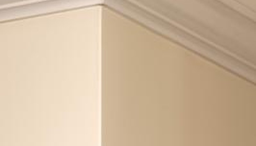Metal corner bead may transfer rust stains to your wall.