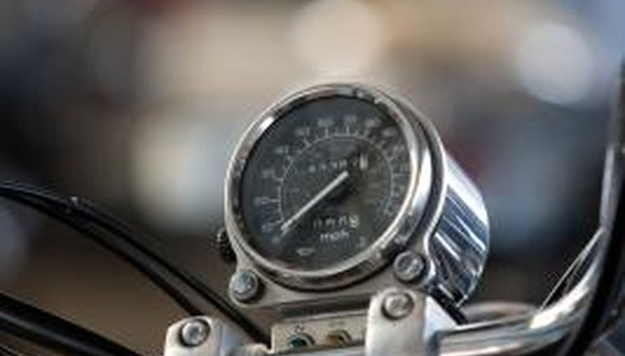 Engine displacement can provide an indicator of top speed.