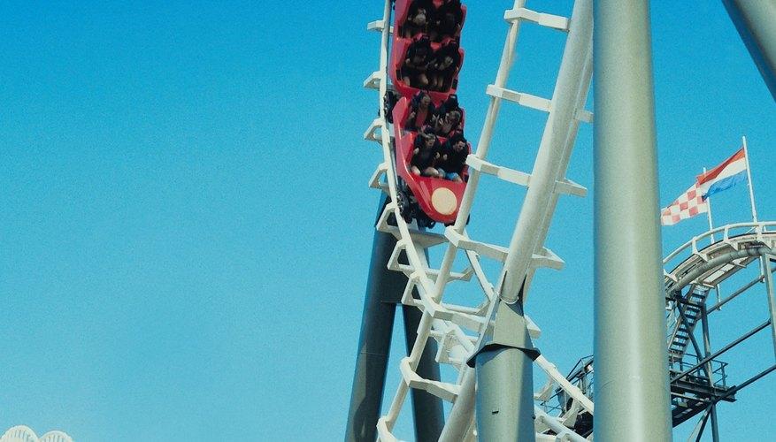 Roller coasters are Russian in origin.