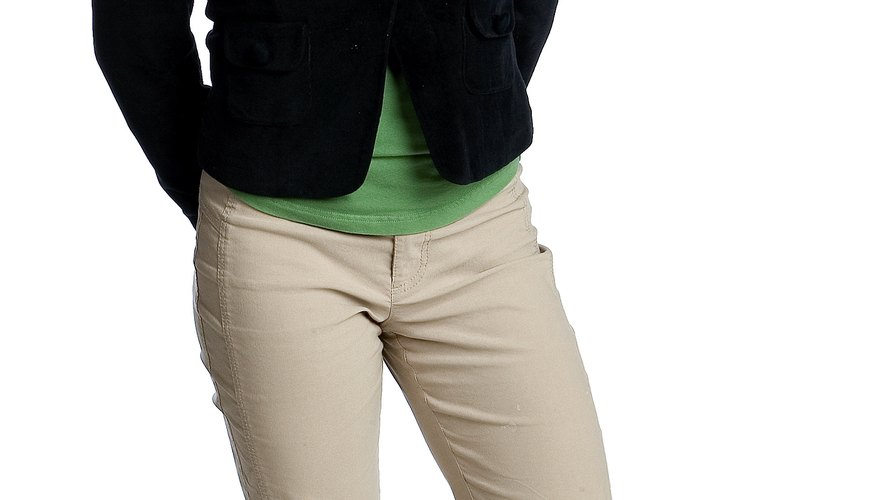 Many school uniform policies require students to wear khakis.