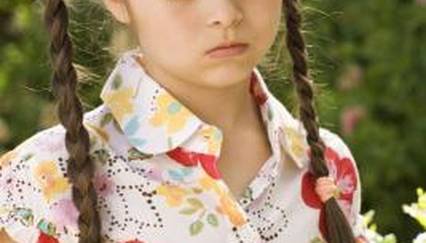 A child of uneducated parents may suffer from anxiety and other stress.