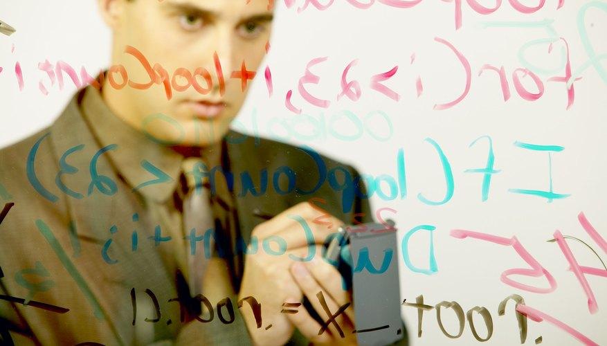 The ASVAB contains many types of algebra including quadratic equations.