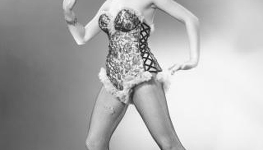 Burlesque got its start in vaudeville, with the first performers being the strippers of their day.