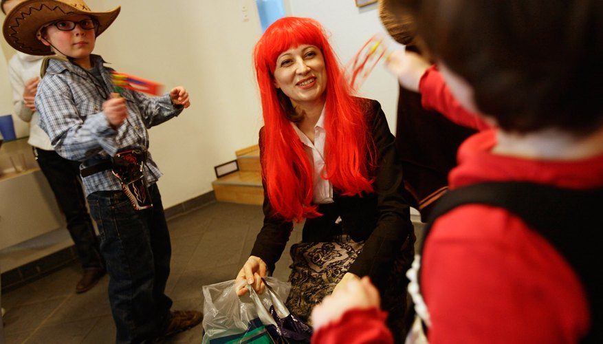 Jews around the world celebrate Purim by dressing in costumes.