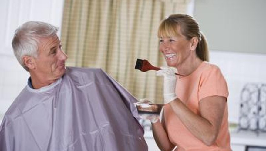 You may be hesitant to dye your hair, but if it turns out too dark there are ways to remove the colour.