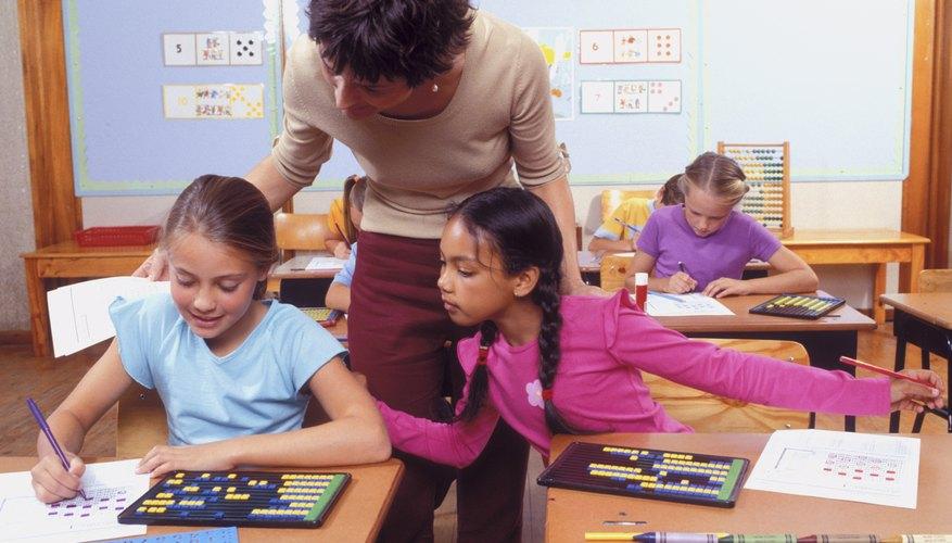 Instill a positive attitude toward math at an early age.