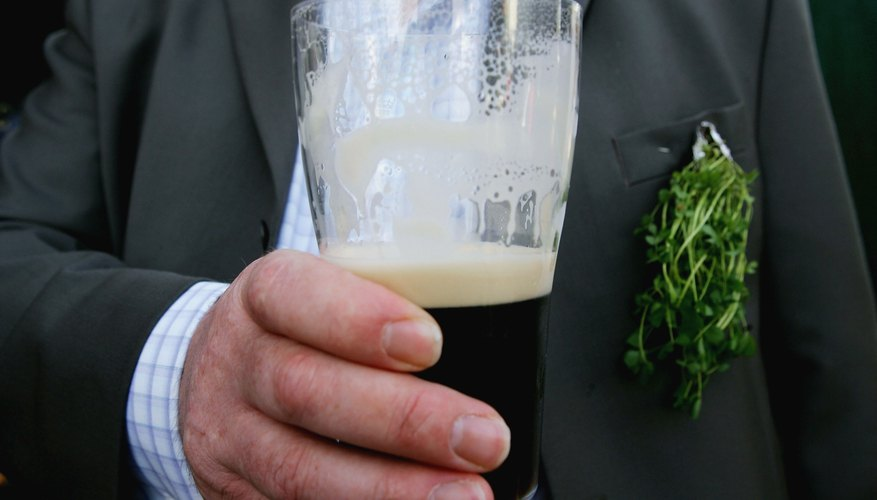 A drop of the black stuff is enjoyed around the world.