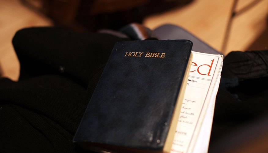 Both the UCC and Jehovah's Witnesses view the Bible as the Word of God.