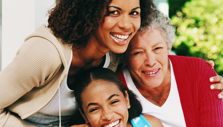 Monitor your grandma's feelings to ensure that she responds to loving interventions.