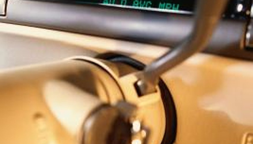 Turn off the airbag light on your vehicle.