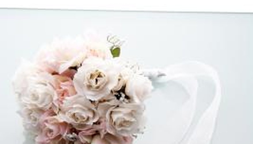 Silk flowers are popular because of their beauty and durability.