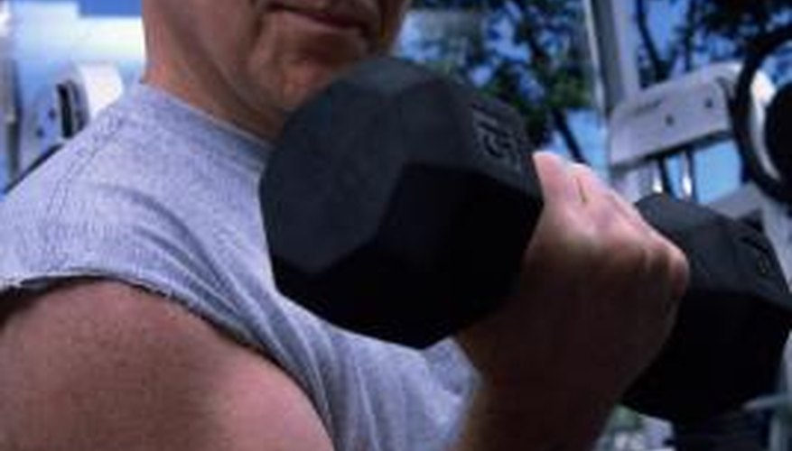 How Can a 60-Year-Old Man Lose Weight & Build Muscle
