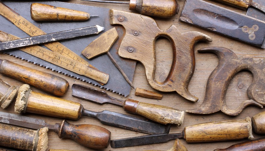 Sell your unwanted tools at a flea market or yard sale to avoid dealing with shipping.