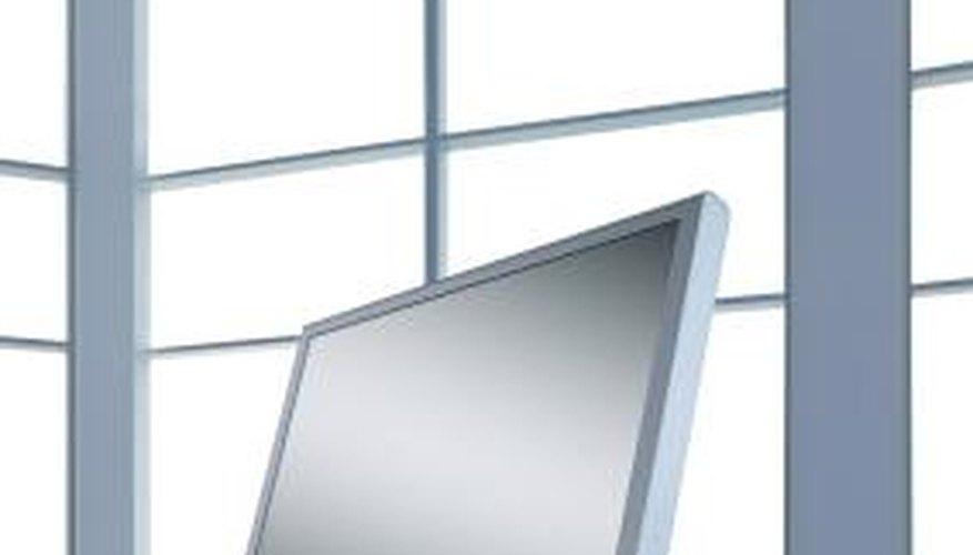 A TFT monitor