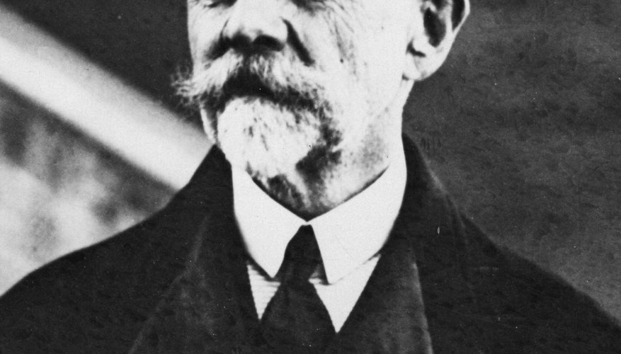 Republican Senate Majority Leader Henry Cabot Lodge and President Wilson were bitter political adversaries.