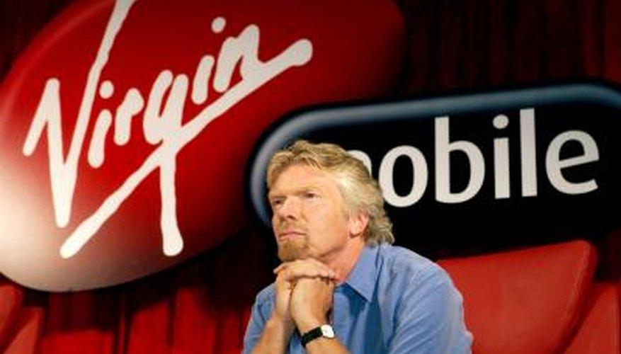 Media mogul Richard Branson launched Virgin Mobile in 1999.