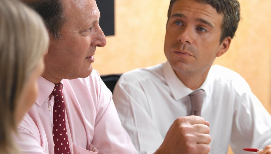 No confrontes acerca de las discrepancias salariales, ya que no quieres que tu jefe esté a la defensiva.