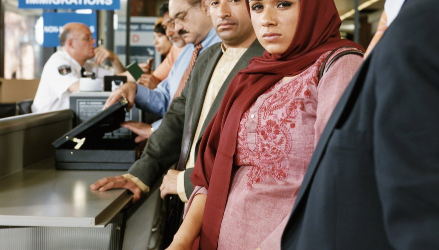 Immigration consultants help prepare their clients to successfully enter the United States with certain legal rights.