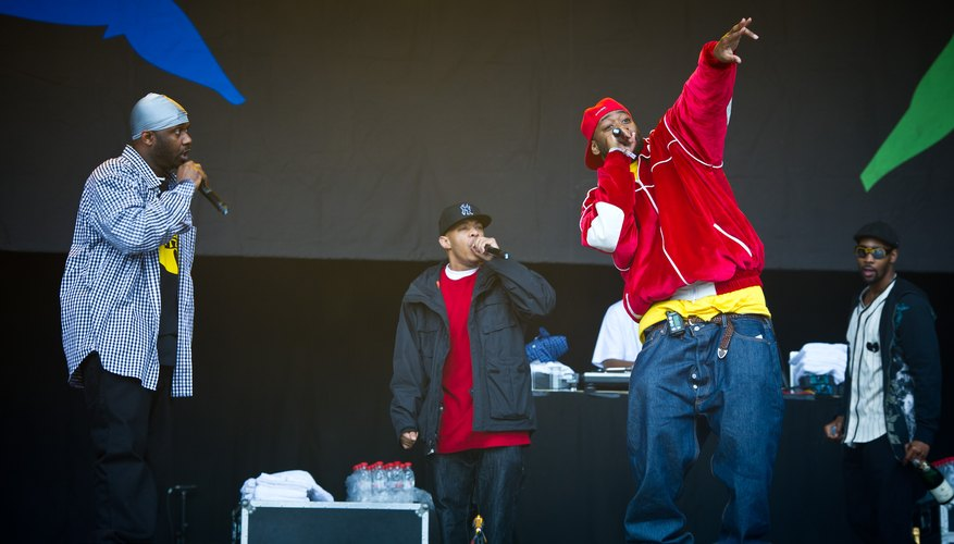 The Wu Tang Clan uses rap music to teach the Twelve Jewels.