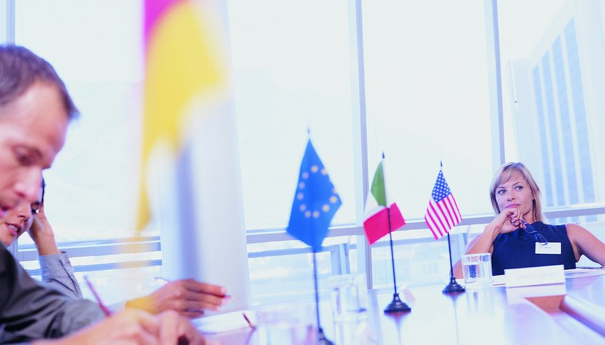 International relations and political science majors can get a head start in high school.