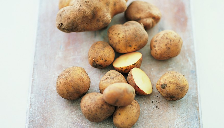 Sliced potatoes can lighten dark circles under your eyes.