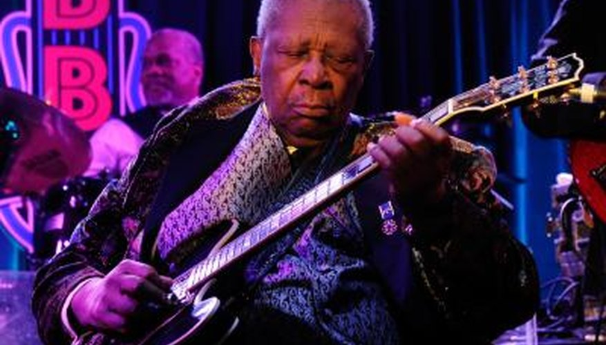Blues music has several elements which have contributed to its legacy.