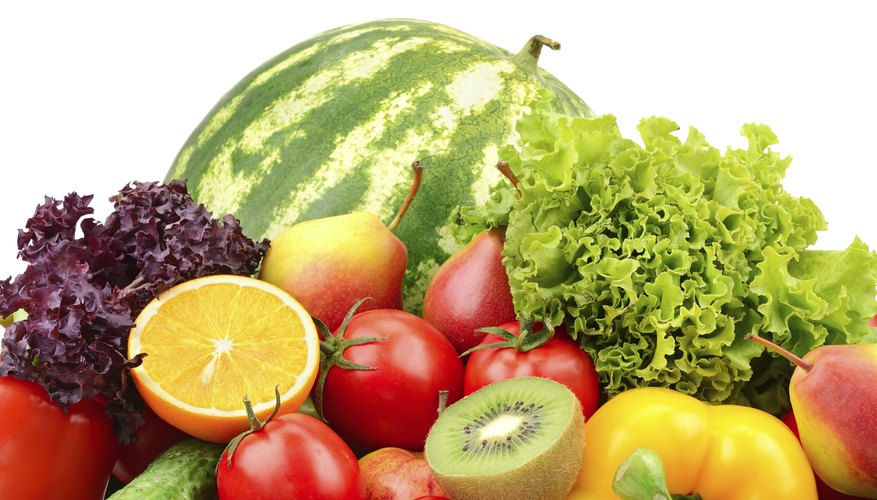 A healthy diet will help cleanse your system.