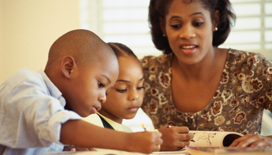 Home educators can design a curriculum to meet specific academic needs.