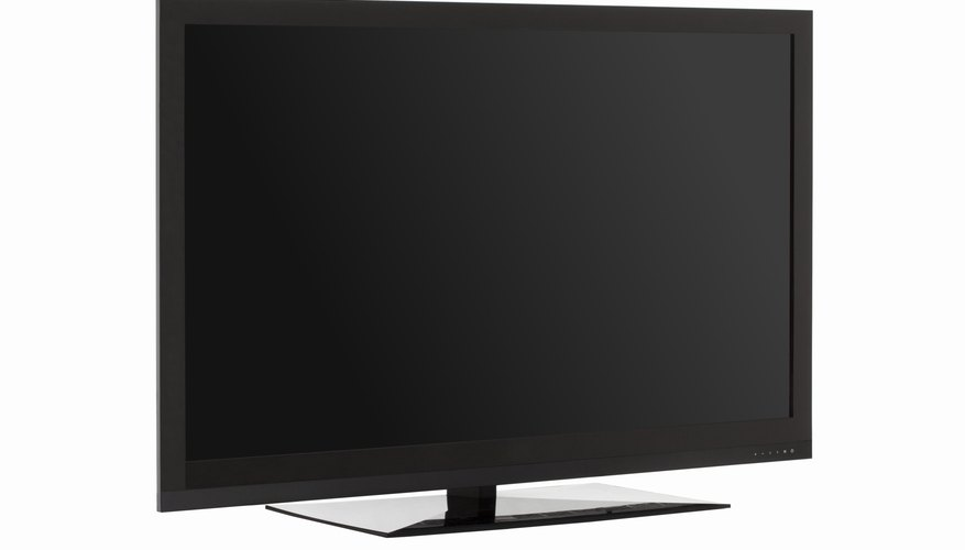 You can write off the cost of buying a TV over its useful life.