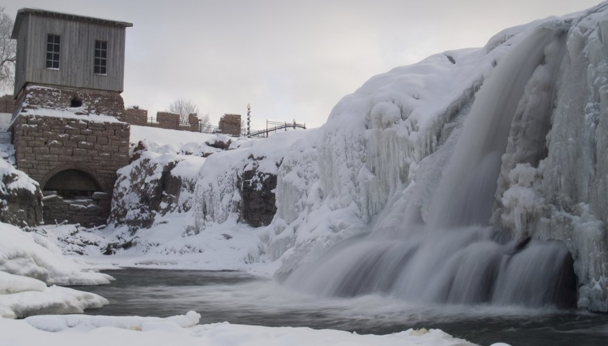 Namesake of Sioux falls