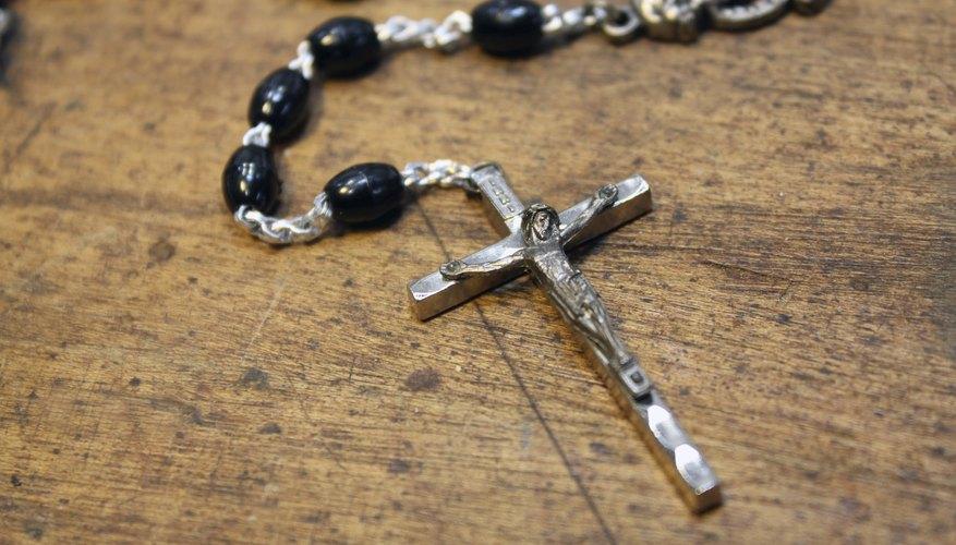 The Rosary is a treasured Catholic meditation and prayer.