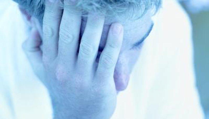A drop in blood pressure can cause dizziness.