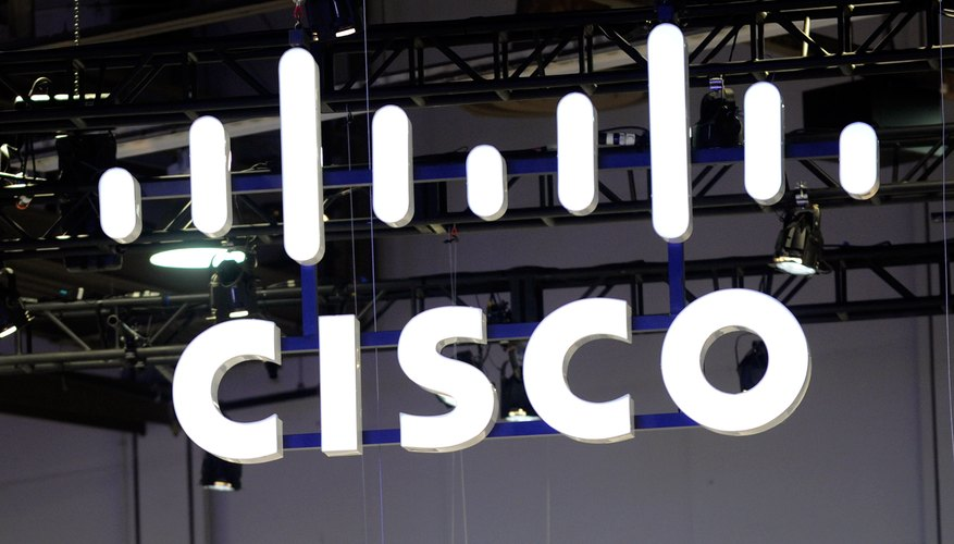 Cisco owned Linksys from 2003 to 2013.