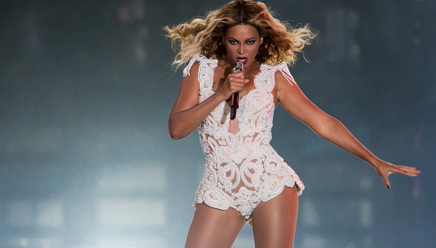 When it comes to big hair, Beyonce won't shy down.