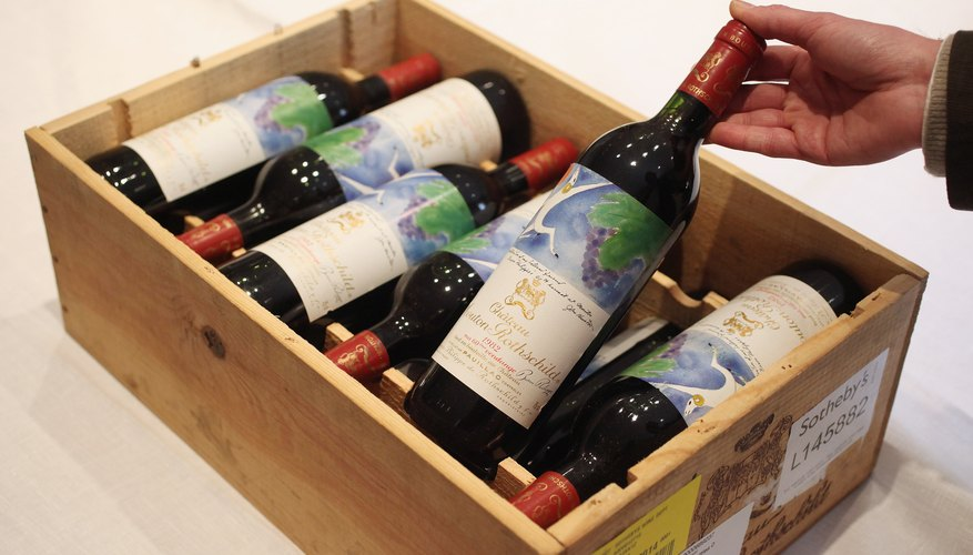Wine brokers generally deal in fine wine investments.