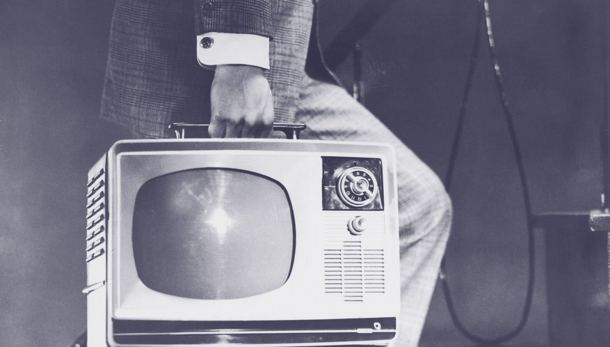 Television was one of the many targets of censorship in the 1950s.
