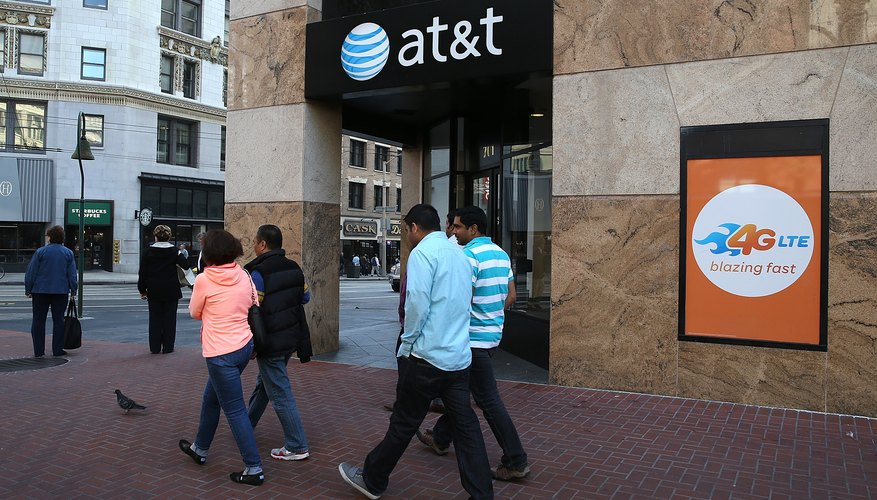 U-Verse uses the AT&T network to deliver high speed Internet.