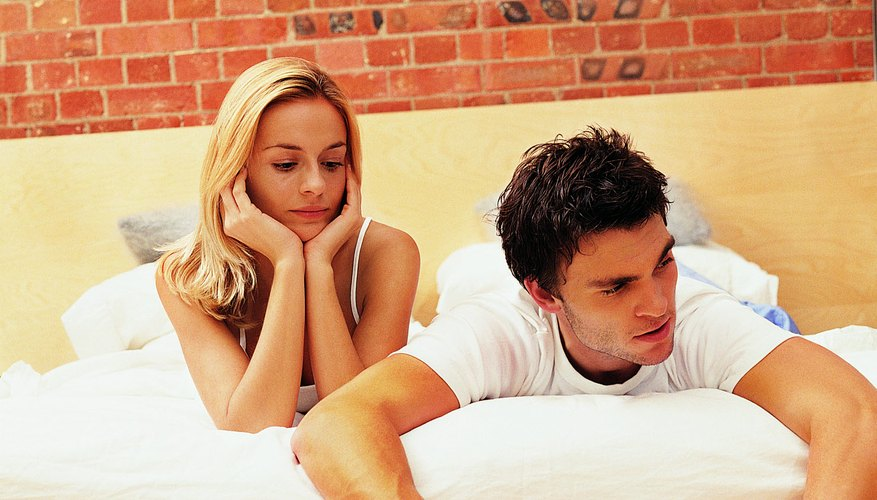 Lying can affect almost every aspect of a couple's relationship.